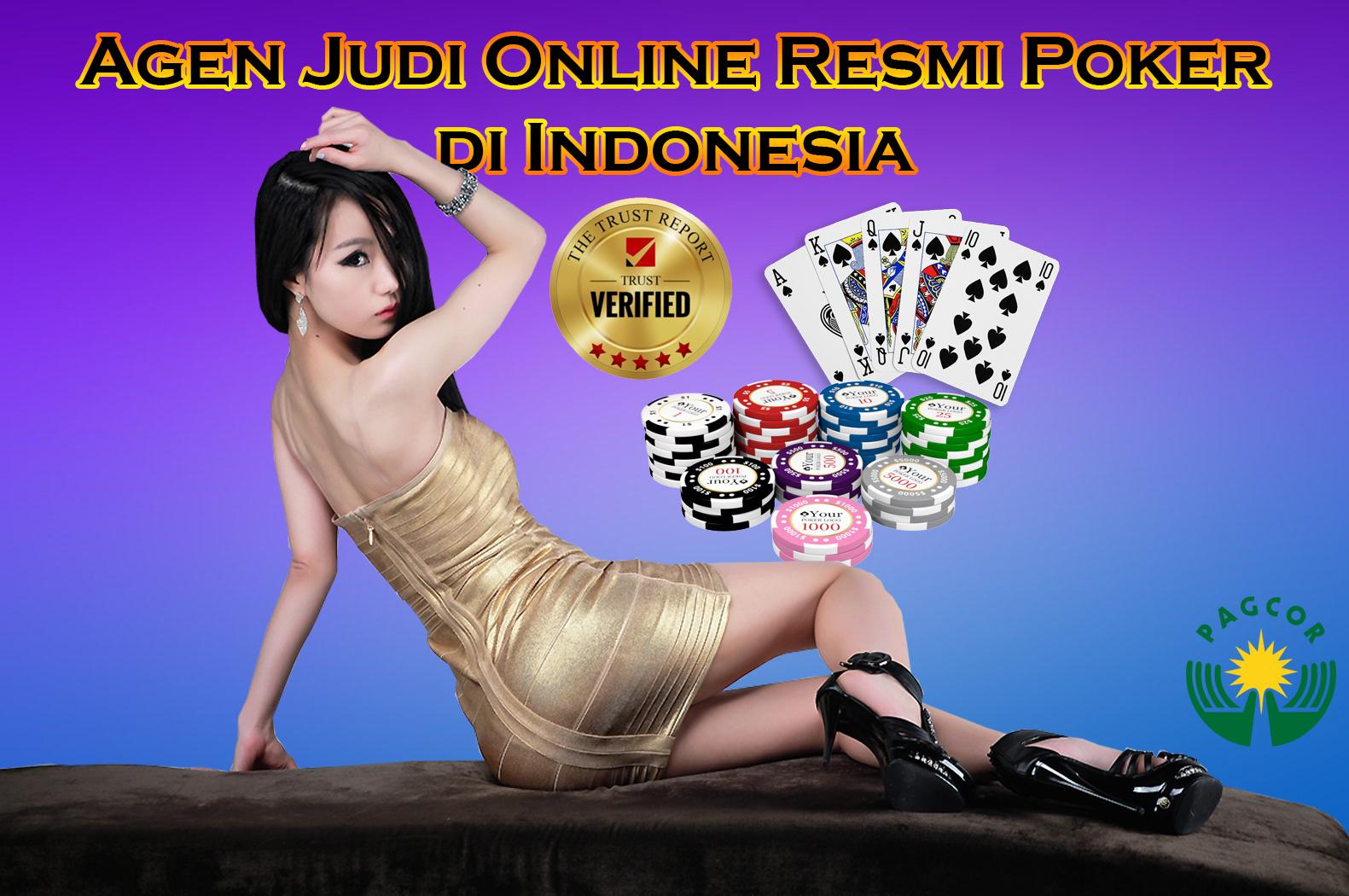 Agen Judi Online Resmi Poker di Indonesia